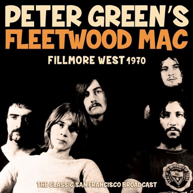 Fillmore West 1970: The Classic San Francisco Broadcast - 1