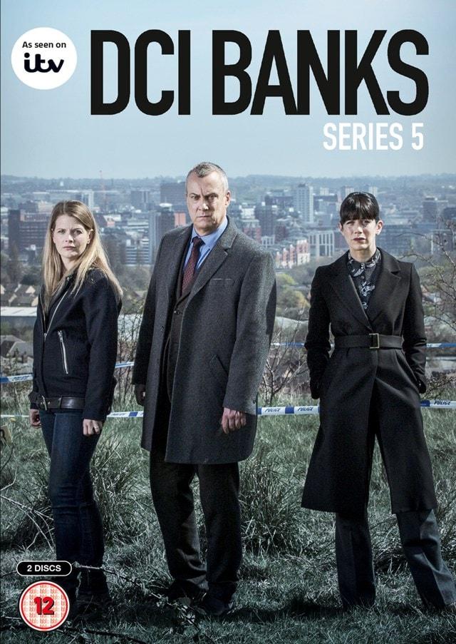 DCI Banks: Series 5 - 1