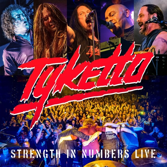 Strength in Numbers Live - 1