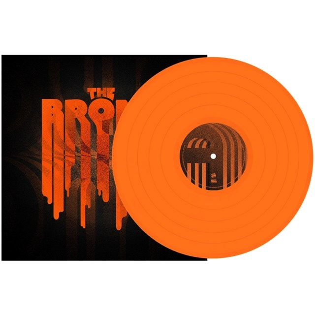 Bronx VI - Orange Crush Vinyl - 1