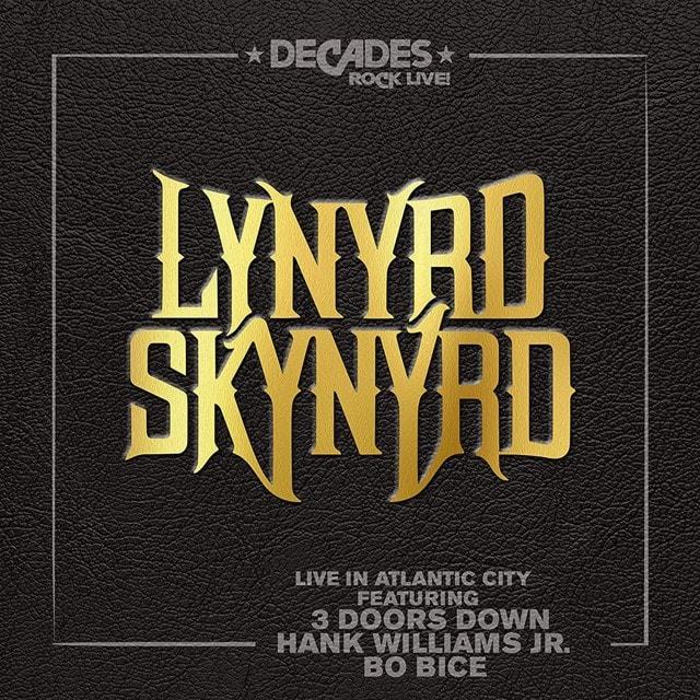 Live in Atlantic City - 1