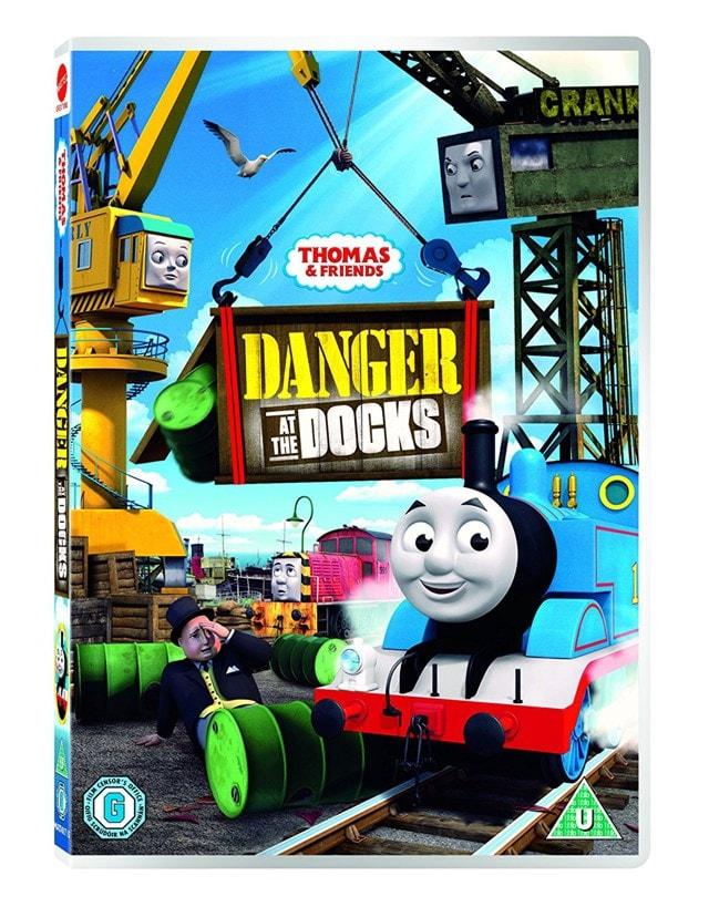 Thomas & Friends: Danger at the Docks - 1