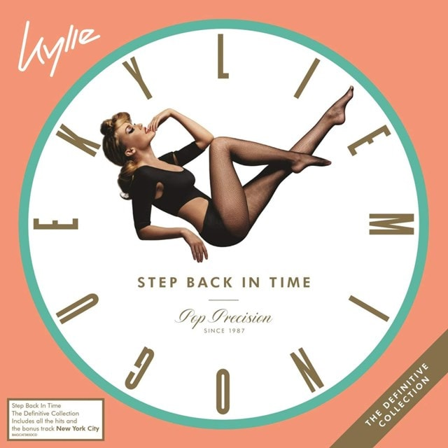 Step Back in Time: The Definitive Collection - 1