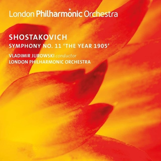 Shostakovich: Symphony No. 11, 'The Year 1905' - 1