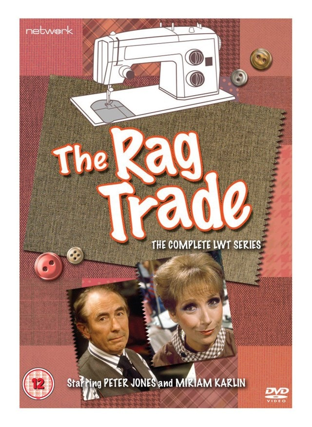 The Rag Trade: The Complete LWT Series - 1