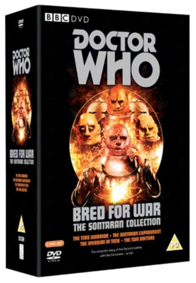 Doctor Who: Bred for War - The Sontaran Collection - 1