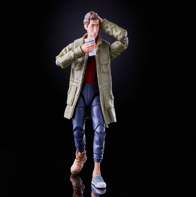Peter B Parker: Spider-Man: Into The Spider-Verse Marvel Action Figure - 6