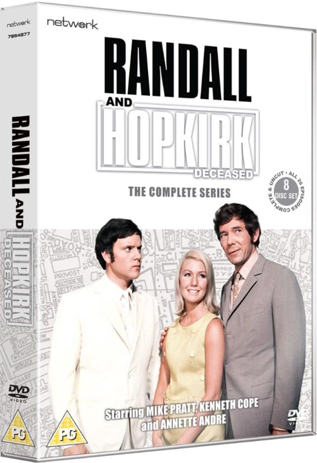 Randall and Hopkirk (Deceased): The Complete Series - 2