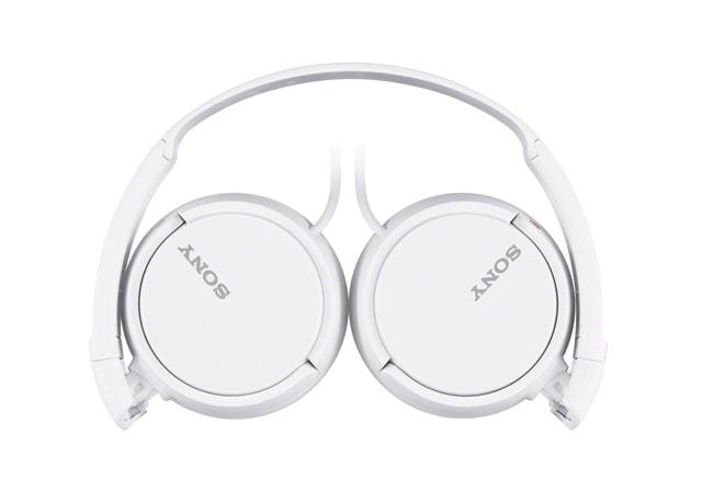 Sony MDRZX110 White Headphones - 2