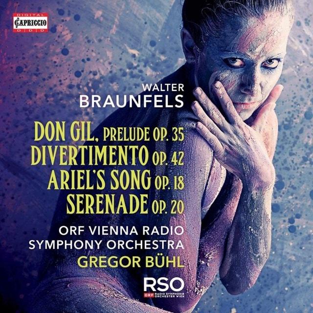 Walter Braunfels: Don Gil, Prelude Op. 35/Divertimento Op. 42/... - 1