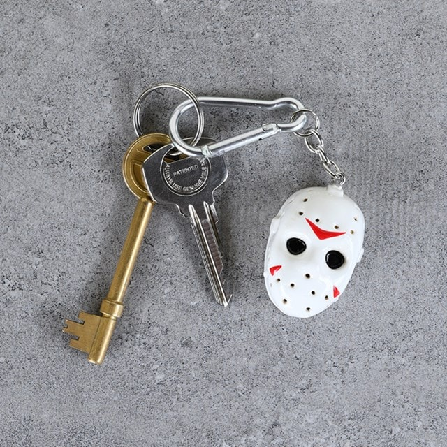 Friday The 13th 3D Keychain - 1
