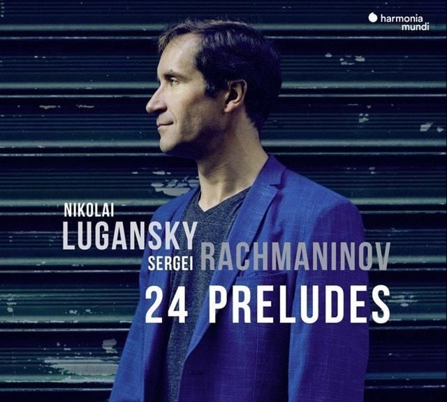 Sergei Rachmaninov: 24 Preludes - 1