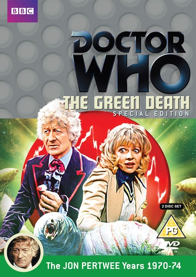 Doctor Who: The Green Death - 1