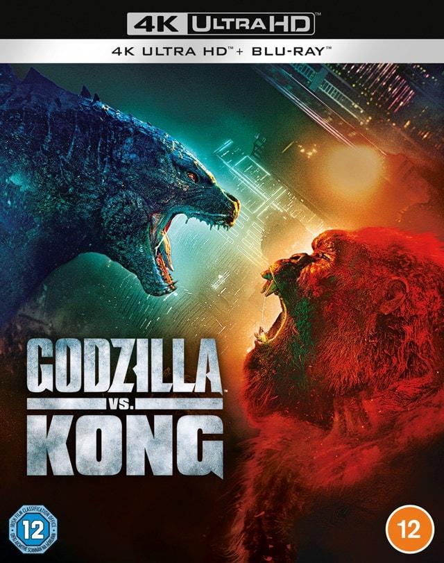 Godzilla Vs Kong - 1