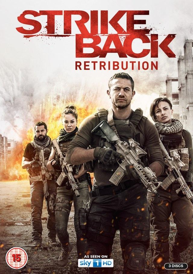Strike Back: Retribution - 1