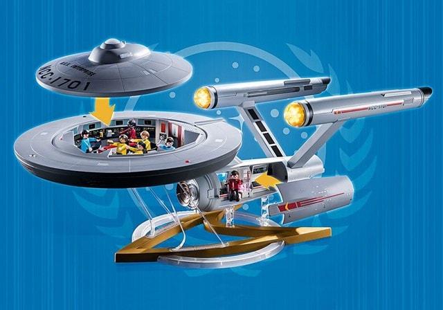Playmobil Star Trek U.S.S. Enterprise NCC-1701 - 6