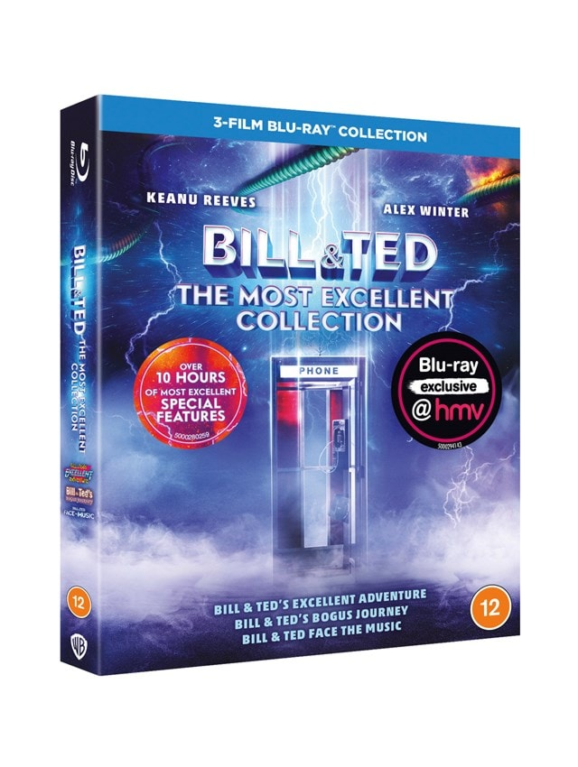 Bill & Ted: The Most Excellent Collection (hmv Exclusive) - 1