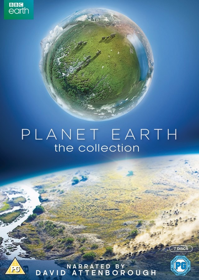 Planet Earth: The Collection - 1