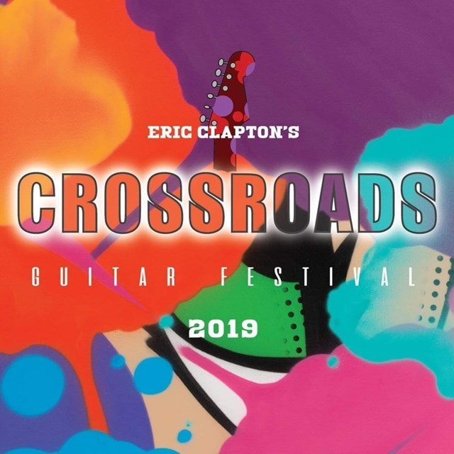 Eric Clapton's Crossroads Guitar Festival 2019 - 1