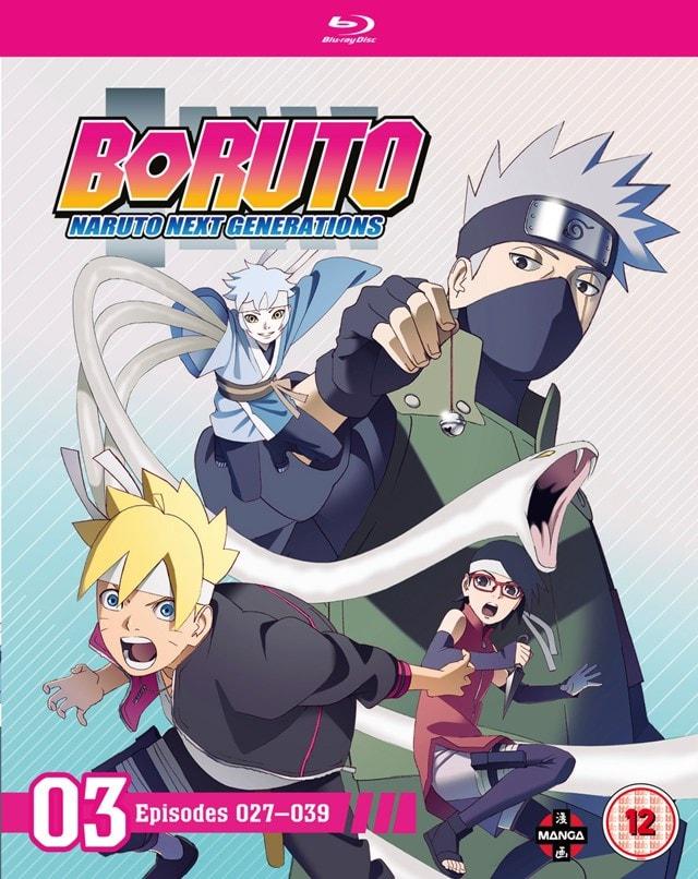 Boruto - Naruto Next Generations: Set 3 - 1