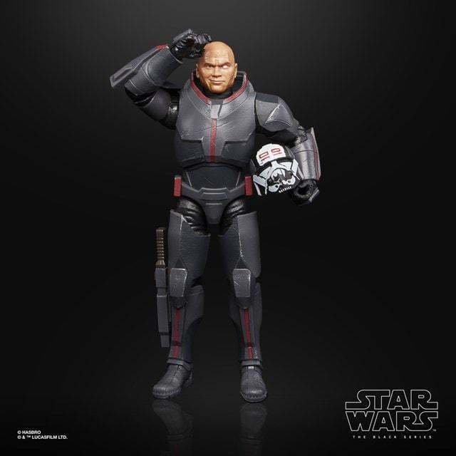 Wrecker: Bad Batch: Star Wars The Black Series Action Figure - 2