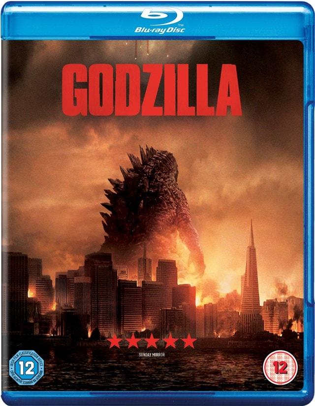 Godzilla - 1