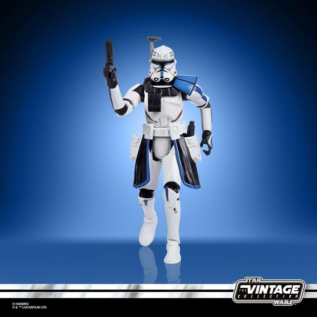 Captain Rex 3.75 Inch: Clone Wars: Star Wars: Vintage Collection Action Figure - 3