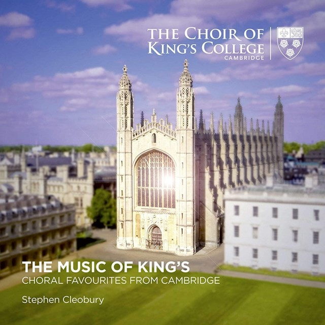 The Choir of King's College Cambridge: The Music of King's: Choral Favourites from Cambridge - 1
