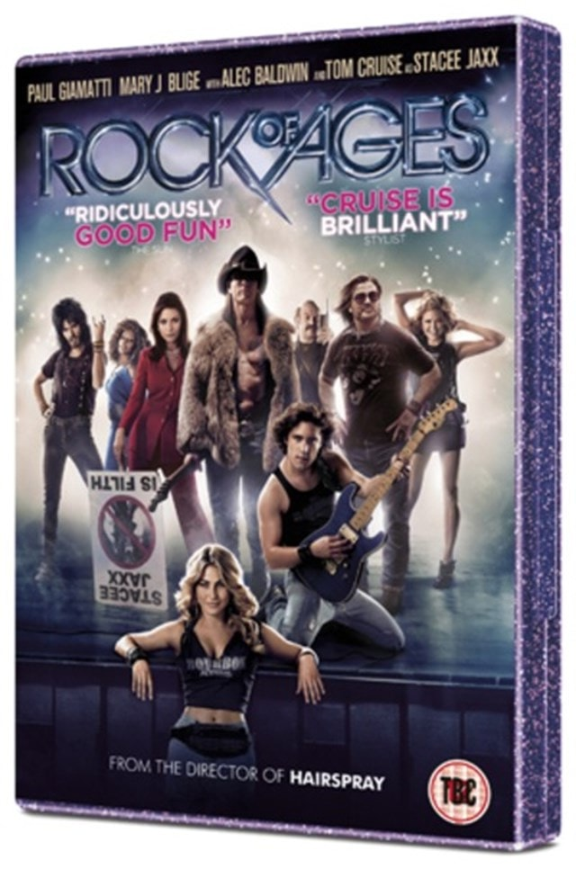 Rock of Ages - 1