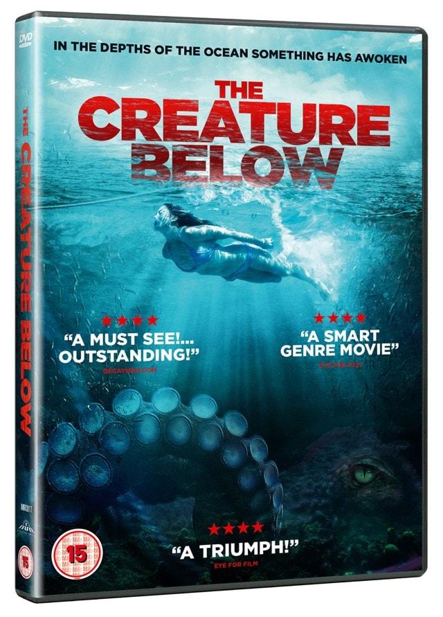 The Creature Below - 2