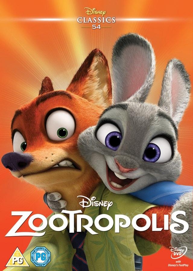 Zootropolis - 1