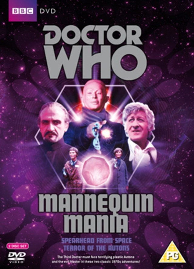 Doctor Who: Mannequin Mania - 1