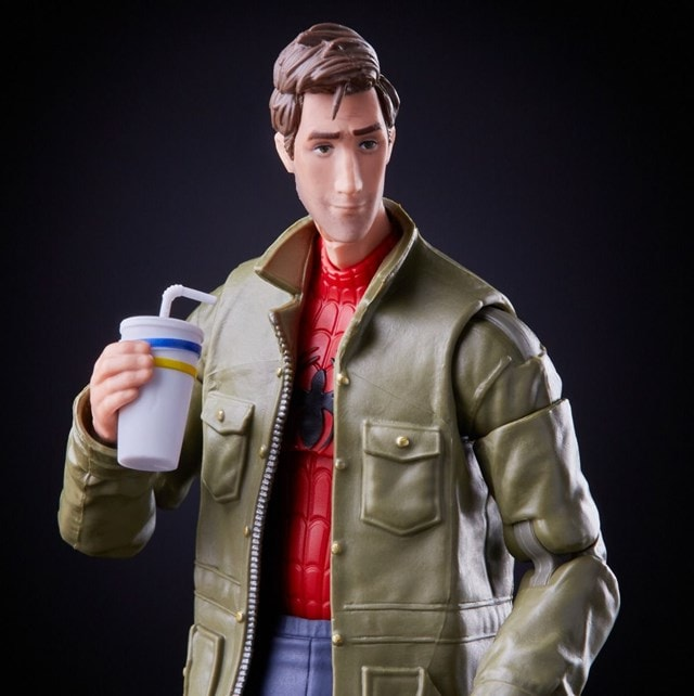 Peter B Parker: Spider-Man: Into The Spider-Verse Marvel Action Figure - 8