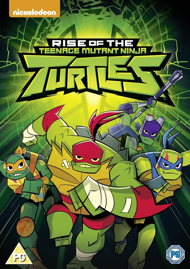 Rise of the Teenage Mutant Ninja Turtles - 1