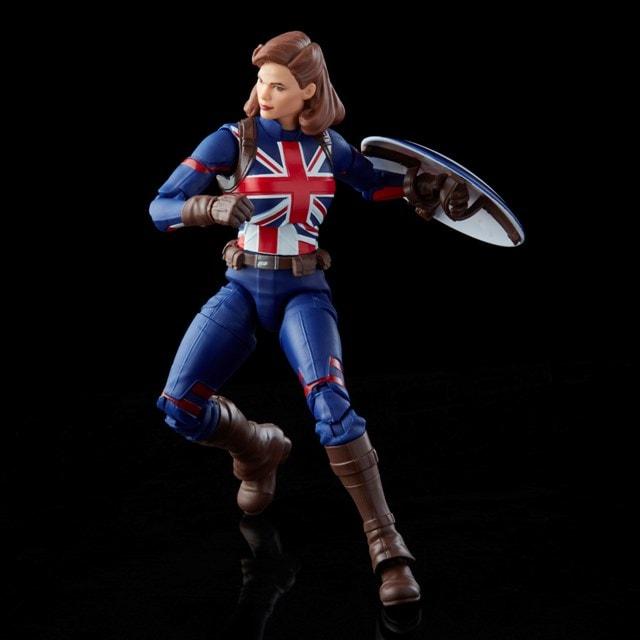 Marvel's Captain Carter: Hasbro Marvel Legends Series Action Figure - 3