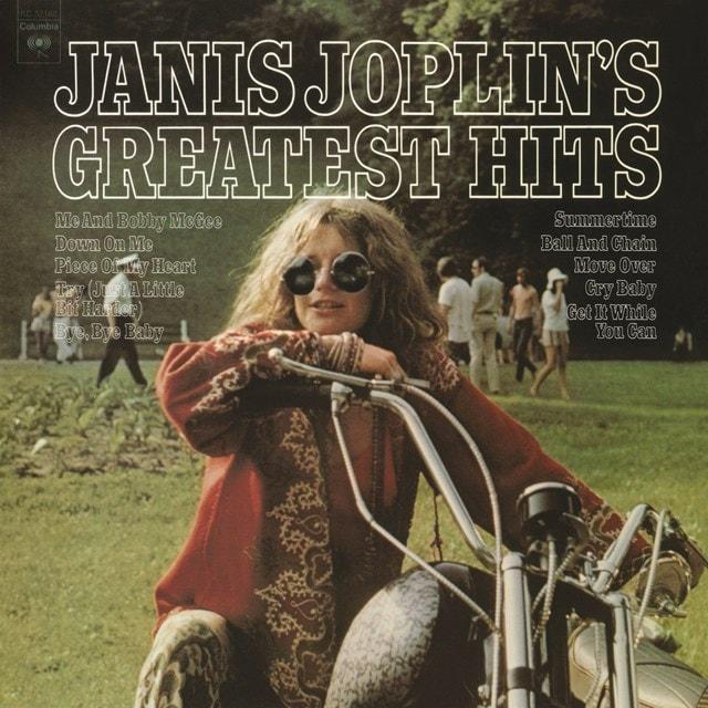 Janis Joplin's Greatest Hits - 1