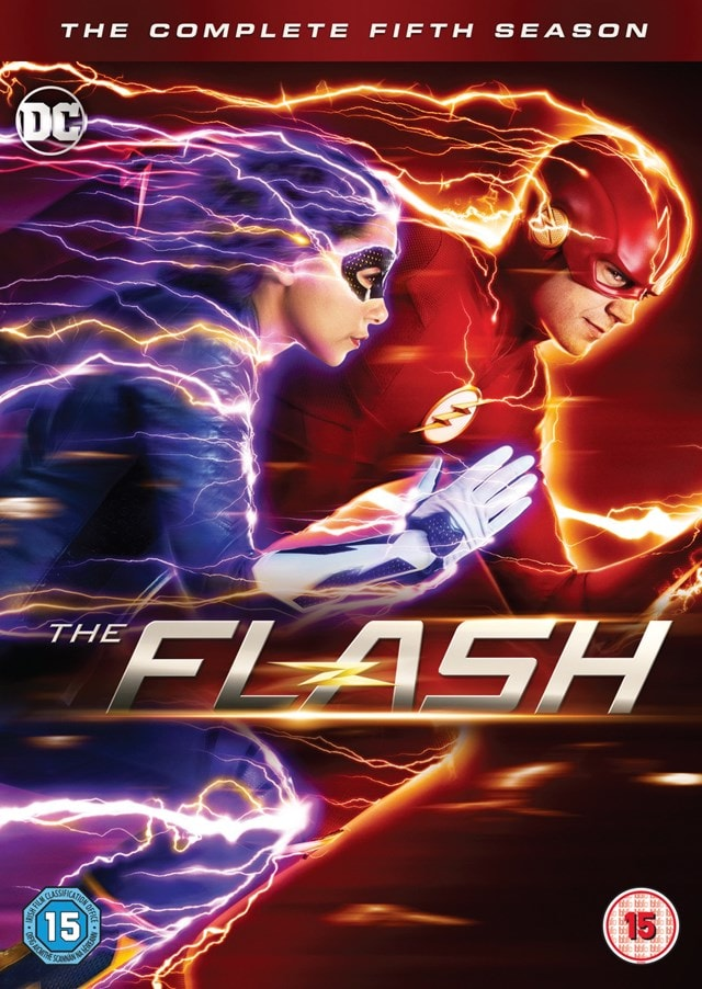 The Flash: The Complete Fifth Season - 1