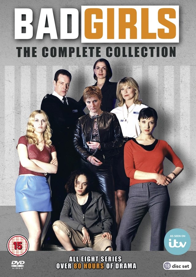 Bad Girls: The Complete Collection - 1