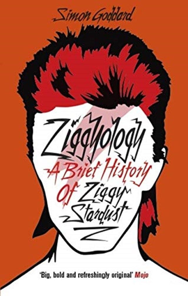 Ziggyology: A Brief History of Ziggy Stardust - 1
