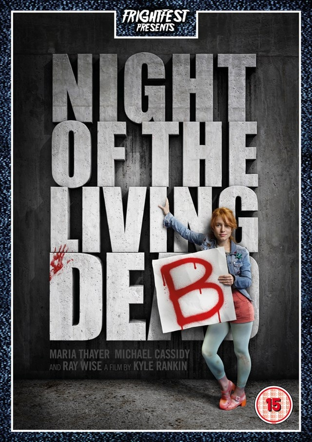 Night of the Living Deb - 1