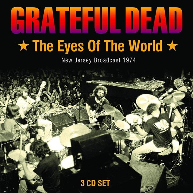 The Eyes of the World: New Jersey Broadcast 1974 - 1