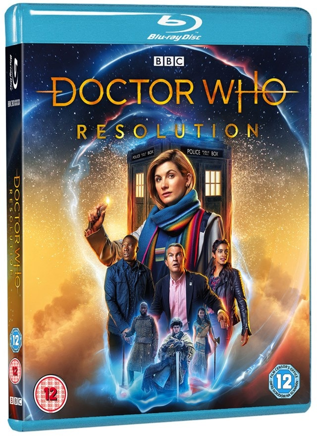 Doctor Who: Resolution - 2
