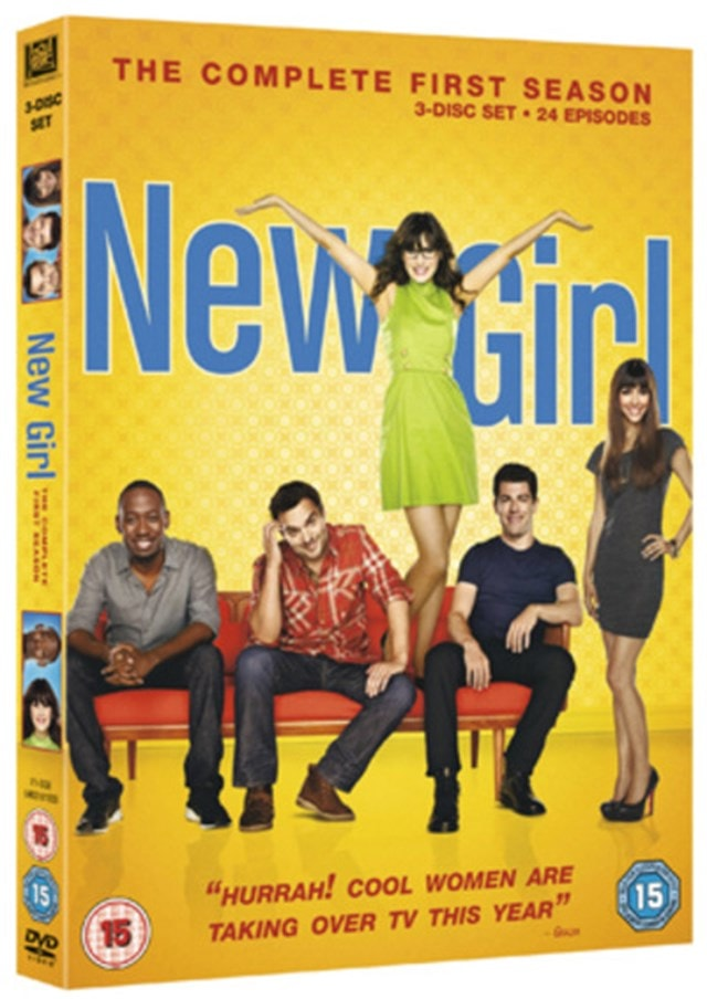 New Girl: Season 1 - 1