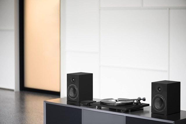 Pro-Ject Essential III Phono Black Turntable - 4