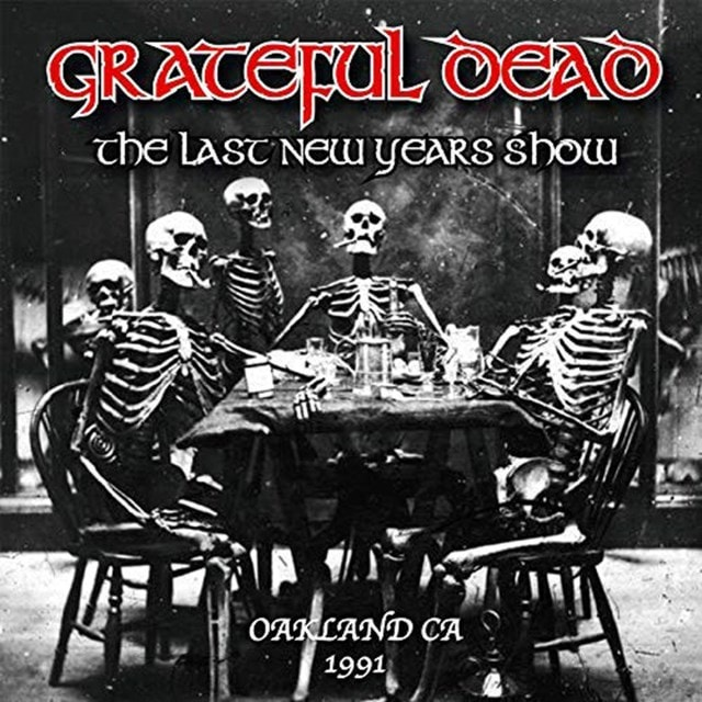 The Last New Years Show, Oakland, CA, 1991 - 1