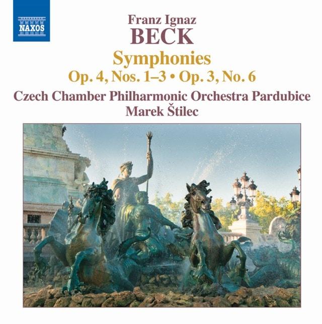 Franz Ignaz Beck: Symphonies - 1