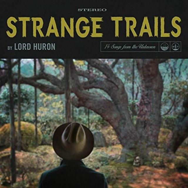 Strange Trails - 1
