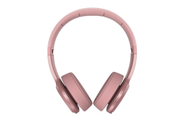 Fresh N Rebel Code ANC Dusty Pink Active Noise Cancelling Bluetooth Headphones - 2