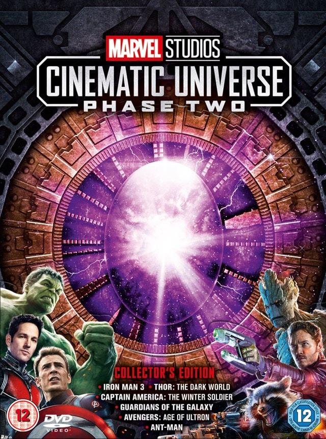 Marvel Studios Cinematic Universe: Phase Two - 1