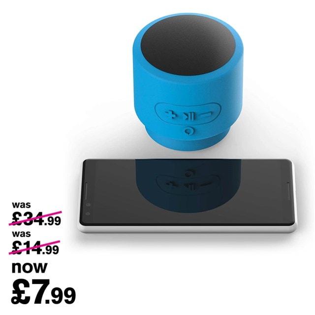AddOn Apollo Alexa Blue Bluetooth Speaker - 6